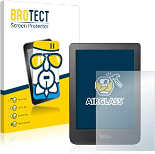 """brotect Glass Screen Protector compatible with Kobo Clara HD (6"""") Glass Protector, Extreme Scratch Resistant, AirGlass"""