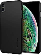 Spigen Thin Fit Designed for iPhone Xs Max Case (2018) - Black