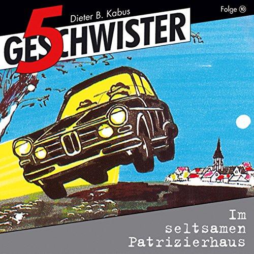 Im seltsamen Patrizierhaus audiobook cover art