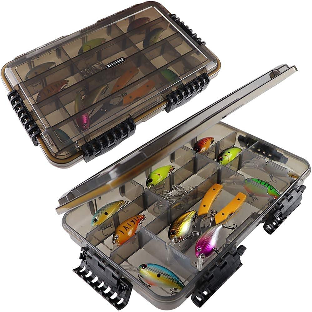 KEESHINE Waterproof Popular brand Airtight Fishing Tackle New popularity 2 3700 PACKS St Box