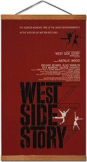 West Side Story Vintage Movie Poster Muurschildering Foto Modern Canvas Prints voor Slaapkamer Thuiskantoor Decoraties Pri...