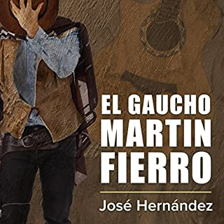 El gaucho Martin Fierro [The Cowboy Martin Fierro] cover art