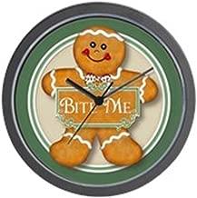CafePress Gingerbread Man - Bite Me Unique Decorative 10