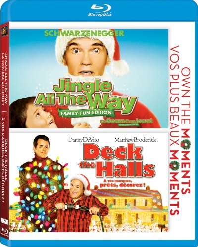 Jingle All Way+deck Bd Df-cbsm [Blu-ray]
