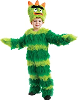 Yo Gabba Gabba Brobee Deluxe Costume Child Toddler 2T
