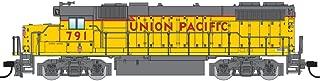N GP38-2 UP #791