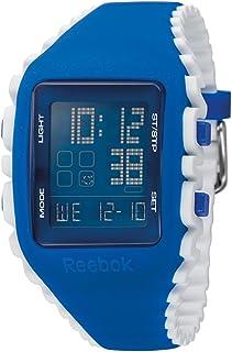 Reebok - RF-WZ1-G9-PLIW-LW - Reloj de Cuarzo para Hombre, Correa de Silicona Multicolor