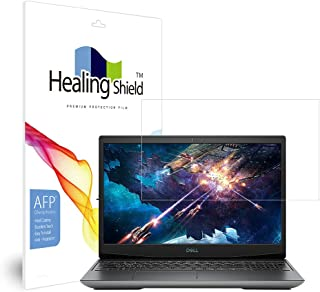 Healingshield Screen Protector Oleophobic AFP Clear Film Compatible with DELL G5 SE 5505