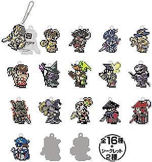ファイナルファンタジーXIV ラバーキーチェーン <ドットキャラクターズ> BOX商品 1BOX=18個入り 全16種類+シークレット2種