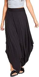 black ali baba trousers