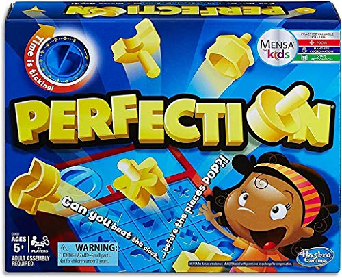 Hasbro Gaming Perfection Game Multicolor