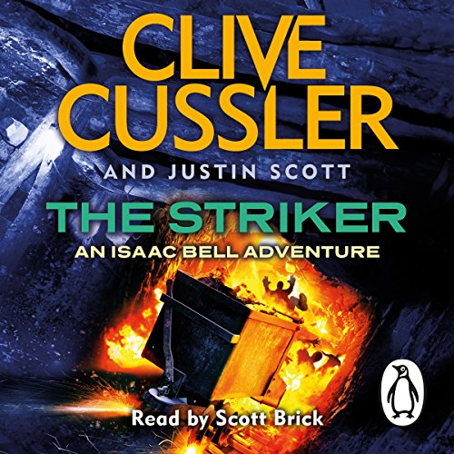 The Striker audiobook cover art