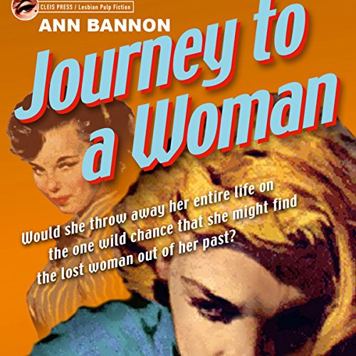 Journey to a Woman audiobook cover art