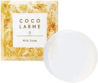 さくらの森 ココラルム マイルドソープ 洗顔石けん 濃密泡 85g ヴァージンココナッツオイル