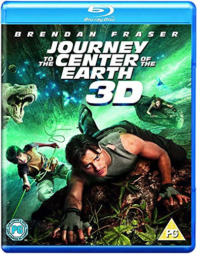 Journey to the Centre of Earth [Reino Unido] [Blu-ray]