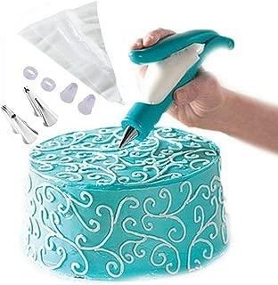 Lesirit Kitchen Cake Decorating Pen Kit (Blue)