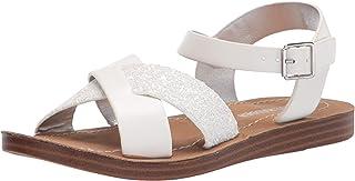 Steve Madden Girls Shoes Unisex-Child Jleague Flat Sandal