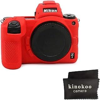 Kinokoo - Carcasa de Silicona para Nikon Z6 Z7