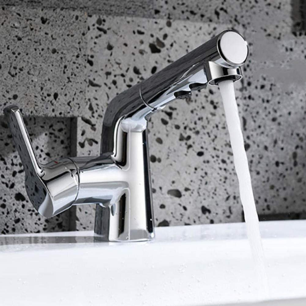 SH-CHEN Faucet Bathroom Save money Basin Pull Mounted Deck Out Cold Popular overseas