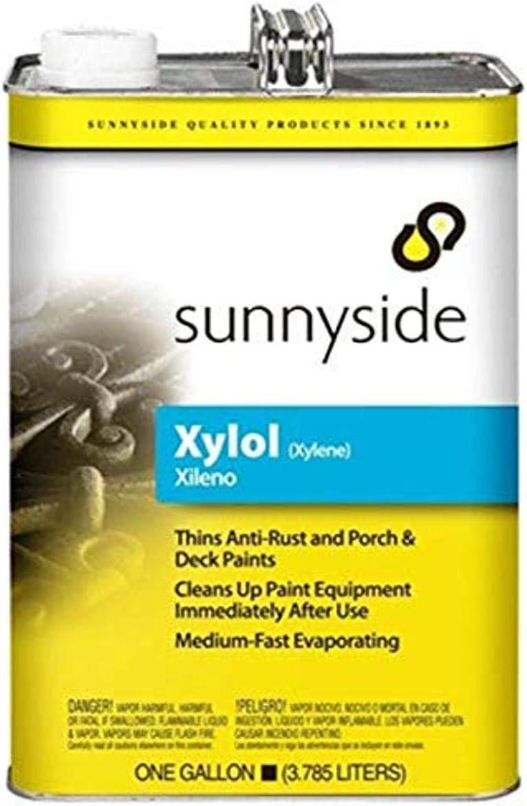 SUNNYSIDE CORPORATION 822G1 1-Gallon Xylene Solvent Wholesale Xylol Jacksonville Mall