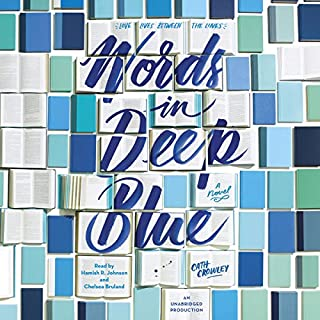 Words in Deep Blue cover art