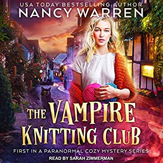 The Vampire Knitting Club cover art