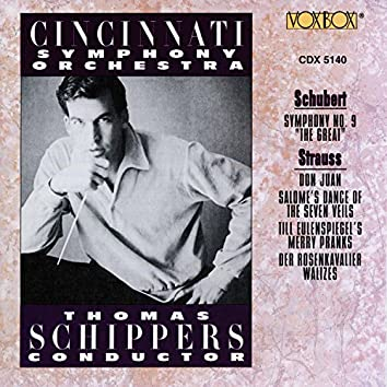 "Schubert: Symphony No. 9 ""Great"" - Strauss: Don Juan, Till Eulenspiegels lustige Streiche & Excerpts"