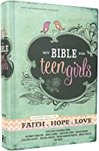 Download Book NIV, Bible for Teen Girls, Hardcover: Growing in Faith, Hope, and Love PDF