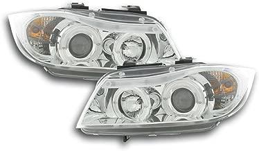 Lot de 2/7000/K Blanc Haute Puissance LED Yeux d/'ange Bague marqueur ampoules