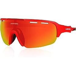 Queshark Gafas de Ciclismo