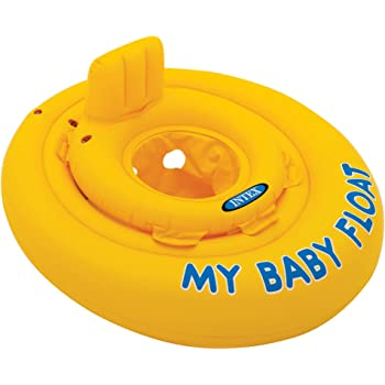Intex My Baby Float Swimming Aid Swim Seat 6 month - 1 Years by