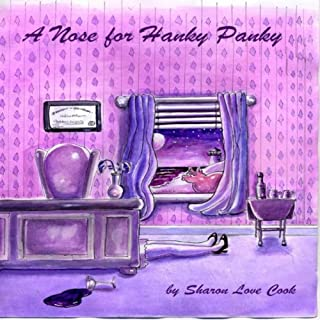 A Nose for Hanky Panky audiobook cover art
