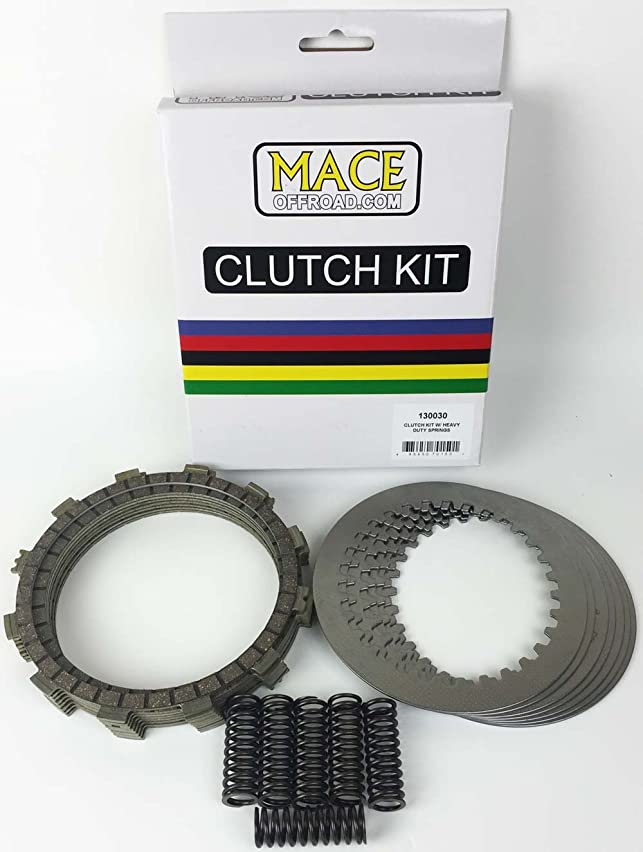 Mace Clutch Kit With Heavy Duty Springs YAMAHA YFZ 450 2007–2009 2012-2013