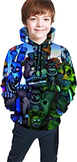 Five Nights at Freddy's Sister Youth Hoodies Kids Hooded Sweatshirt