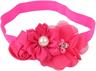 Jingyuu Lot de 20 Bandeau Cheveux B/éb/é Bow Bandeau Bebe Fille Coffret Cadeau Accessoire B/éb/é Filles Hairbands