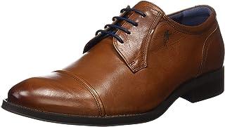 Fluchos | Zapato de Hombre | HERACLES 8412 Memory Cuero Zapato de Vestir | Zapato de Piel de Vacuno de Primera Calidad | C...