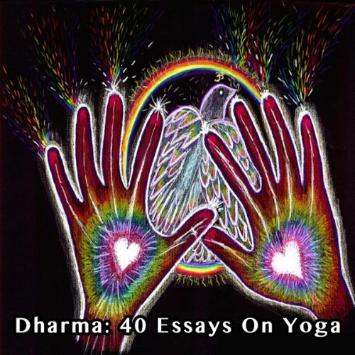 Dharma: 40 Essays on Yoga audiobook cover art