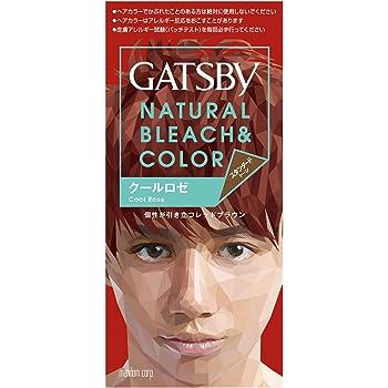 GATSBY(ギャツビー) ナチュラルブリーチカラー (医薬部外品) スタンダードトーン クールロゼ 1個