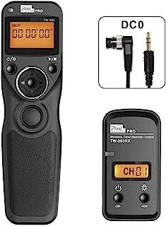 Disparador Inalámbrico TW-283/DC0 Control Remoto de Obturador Cable Disparador 24GHz para Nikon