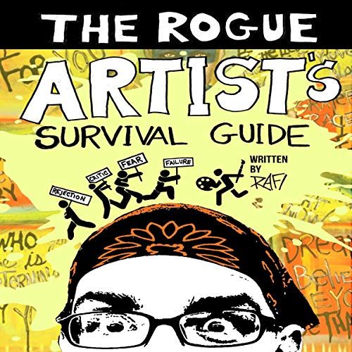 The Rogue Artist's Survival Guide cover art