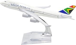 TANG DYNASTY 1/400 16cm 南アフリカ航空 South African Airways ボーイング B747 高品質合金飛行機プレーン模型 おもちゃ