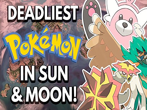 The Science Behind The Deadliest Pokemon In Sun And Moon