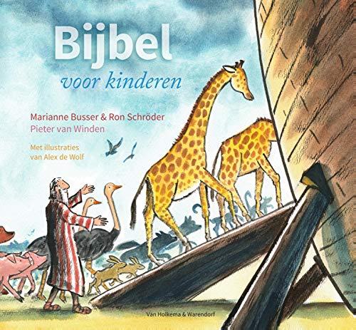 Bijbel voor kinderen: oude en nieuwe testament (Dutch Edition)