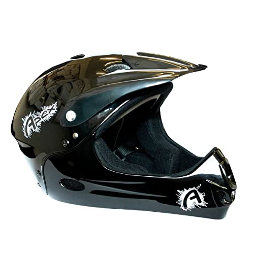 Mountain Bike Full Face Helmet Amazon Co Uk
