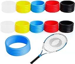 10 stücke Tennis Squash Schläger Band Grip Tape angelrute Schweißband Grip   rf