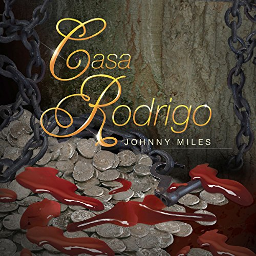 Casa Rodrigo audiobook cover art