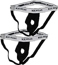 NDS Wear Open Suspensory Stretch Cotton Jock Strap Underwear
