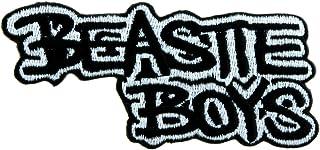 Beastie Boys Band Patch Iron on Applique Alternative Clothing Hip Hop Rock Rap