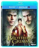 The Brother's Grimm. Family Halloween movie.