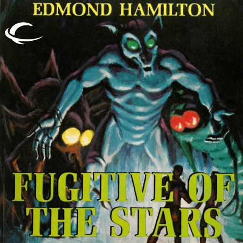 Fugitive of the Stars audiobook cover art